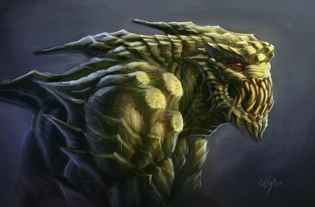 Reptil Test By Elmisa by elmisa