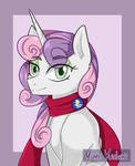 Sweetie Belle - Grown Up Design