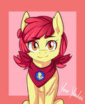 AppleBloom - Grown Up Design