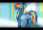 Rainbow Dash - Before the Race