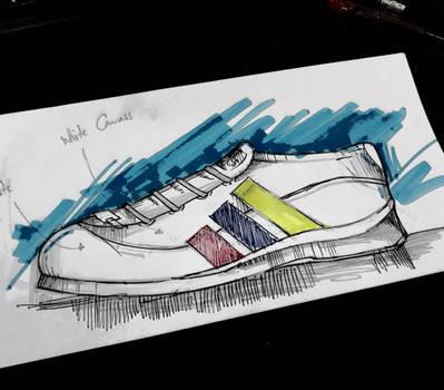 Adidas Shoe concept by iamdaniellelee