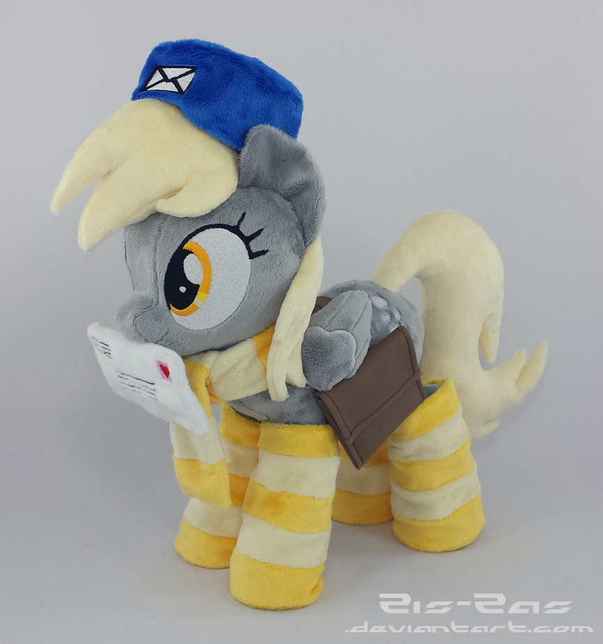 Never Too Cold for Mail! by Zis-Zas