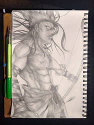 Heracles Archer From Fate Strange Fake By Petersystemzx1 On Deviantart