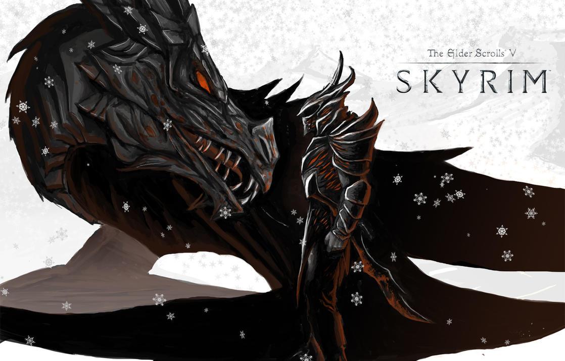 Skyrim by ExAequo94