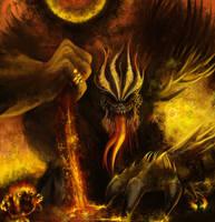 Demon Unchained by ExAequo94