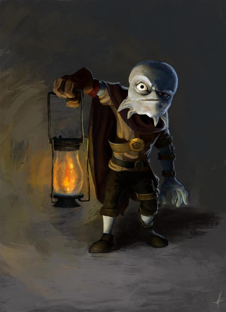 The adventurer by ExAequo94