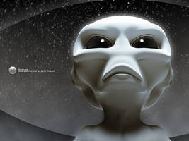 Dreaming Of Alien Stars by renoiro