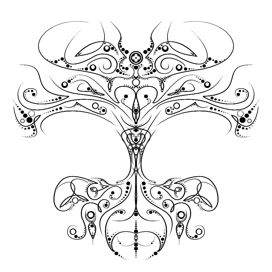 tree of life tattoo design by the h word on deviantart. Black Bedroom Furniture Sets. Home Design Ideas
