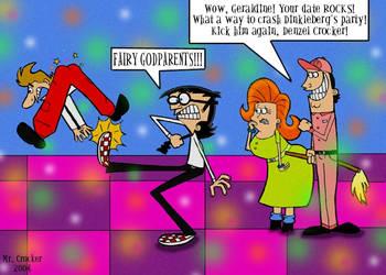 Denzel The Party-Crasher by Mr-Crocker