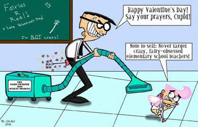 Happy Valentine's Day by Mr-Crocker