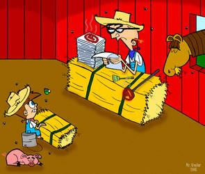 Country Crock by Mr-Crocker