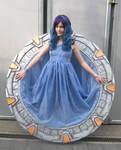 The Stargate girl