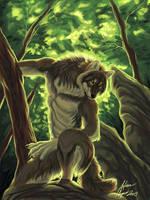 Forest Werewolf