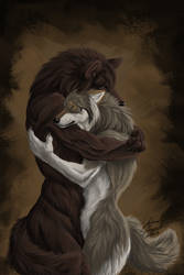Hug by Atan