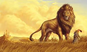 Narnia by Atan