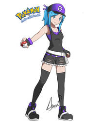 Rose pokemon trainer