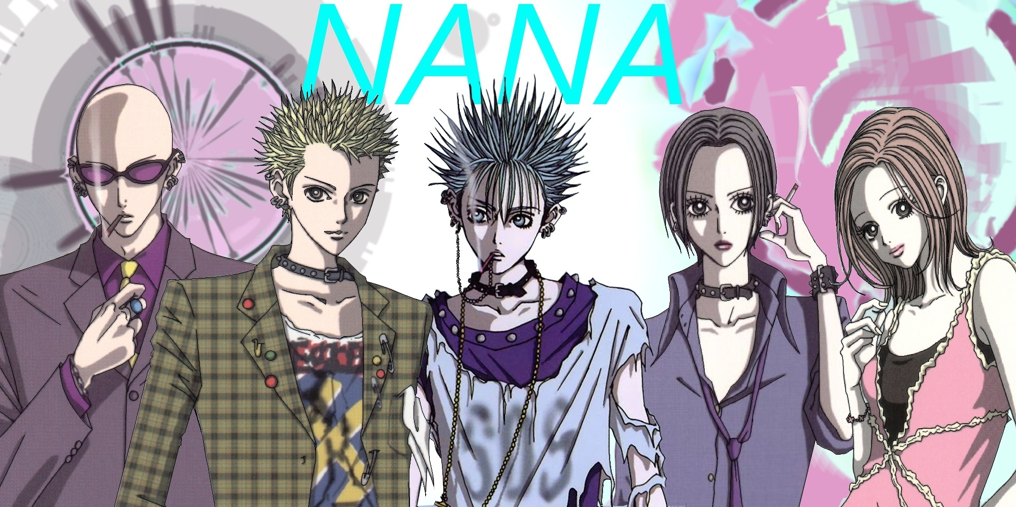 nana wallpaper by kagomaruxx on deviantart