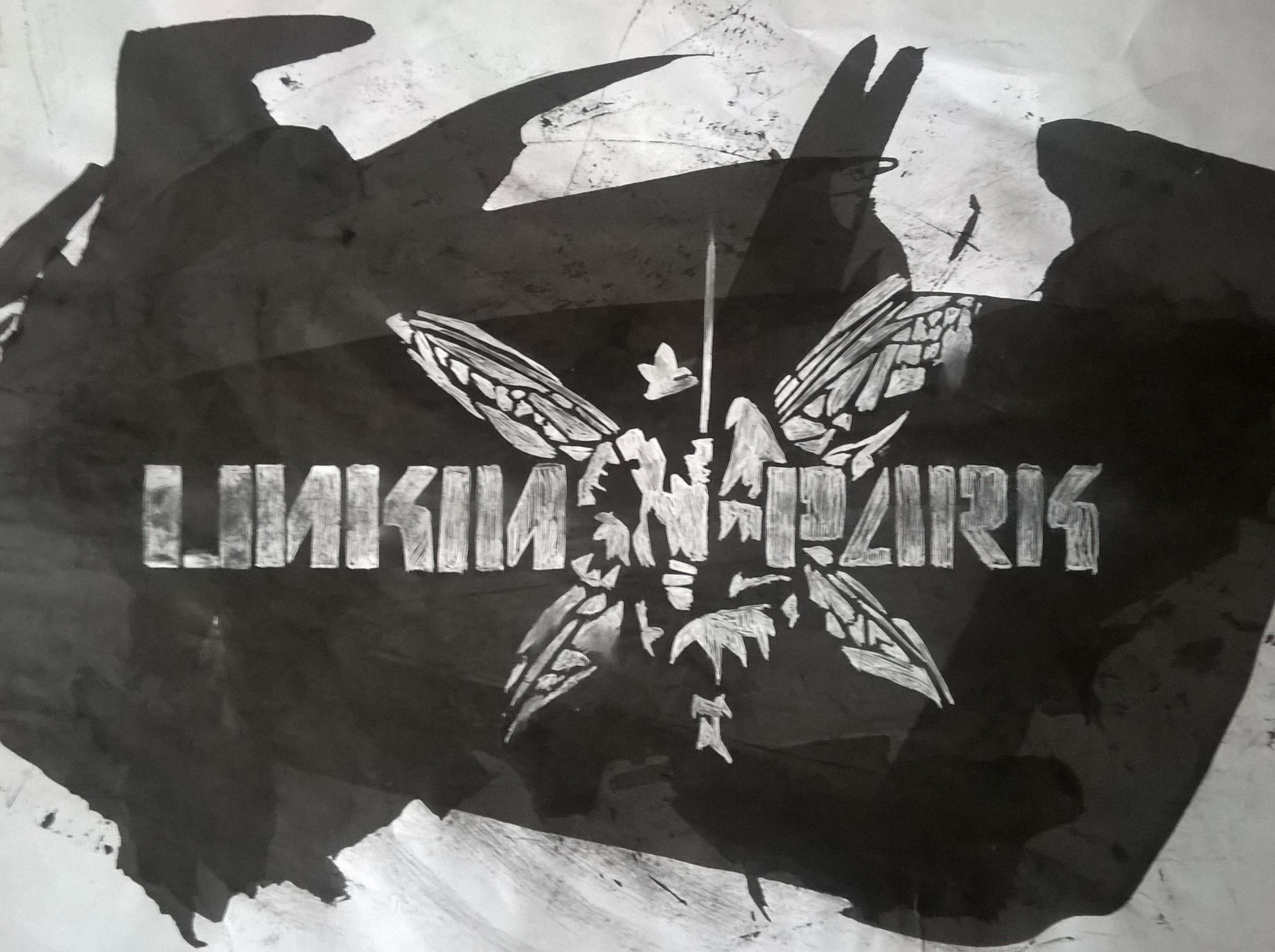 Linkin Park Hybrid Theory Logo By Valeriotumino On Deviantart