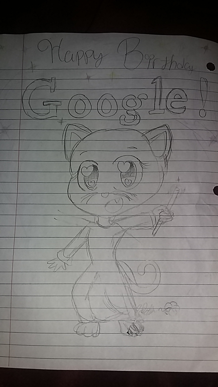 || Happy Birthday, Google~! || by Stewie106