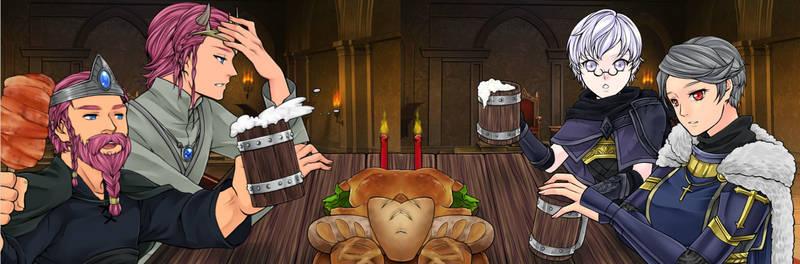    'Draxtorian Dinner'   