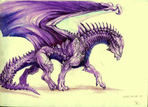 Amethyst Dragon - Reference