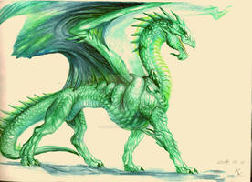 Emerald Dragon - Reference