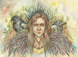 Loki and the Magpies