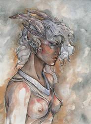 Inquisitor Adaar by Allantiee
