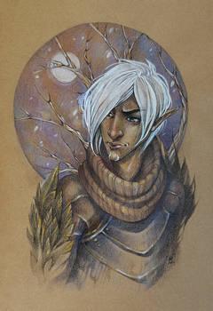 Broody elf