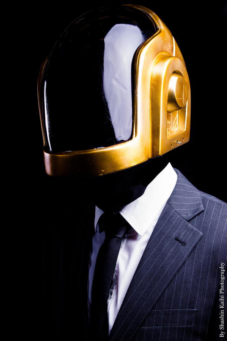 Daft Punk by ShashinKaihi