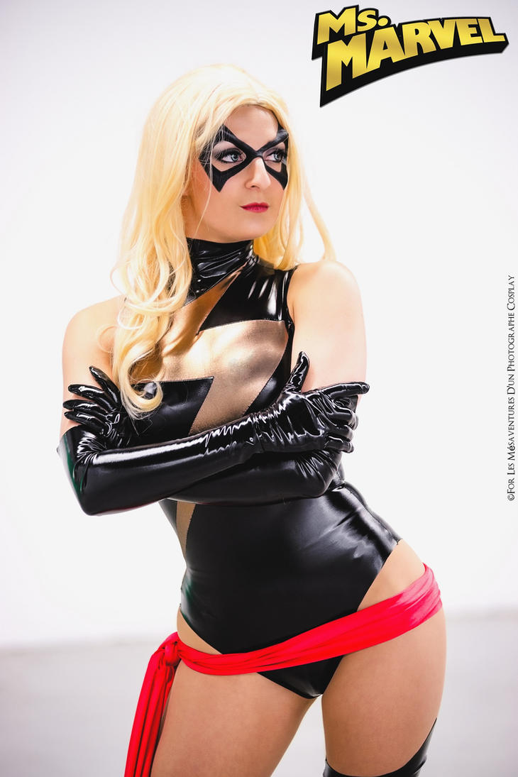 Ms. Marvel Comics by ShashinKaihi