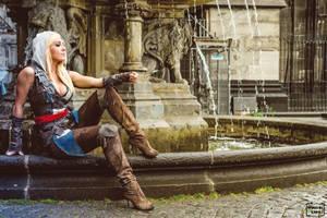 Assassin's Creed / Edward : Jessica Nigri by ShashinKaihi