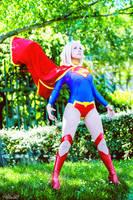 Supergirl - DC Comics New 52 by ShashinKaihi