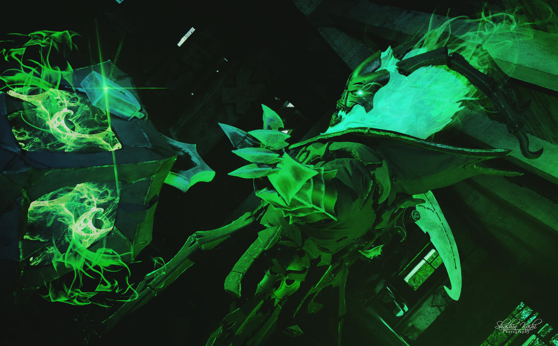 Thresh - Support - League of Legend - Riot Games by ShashinKaihi