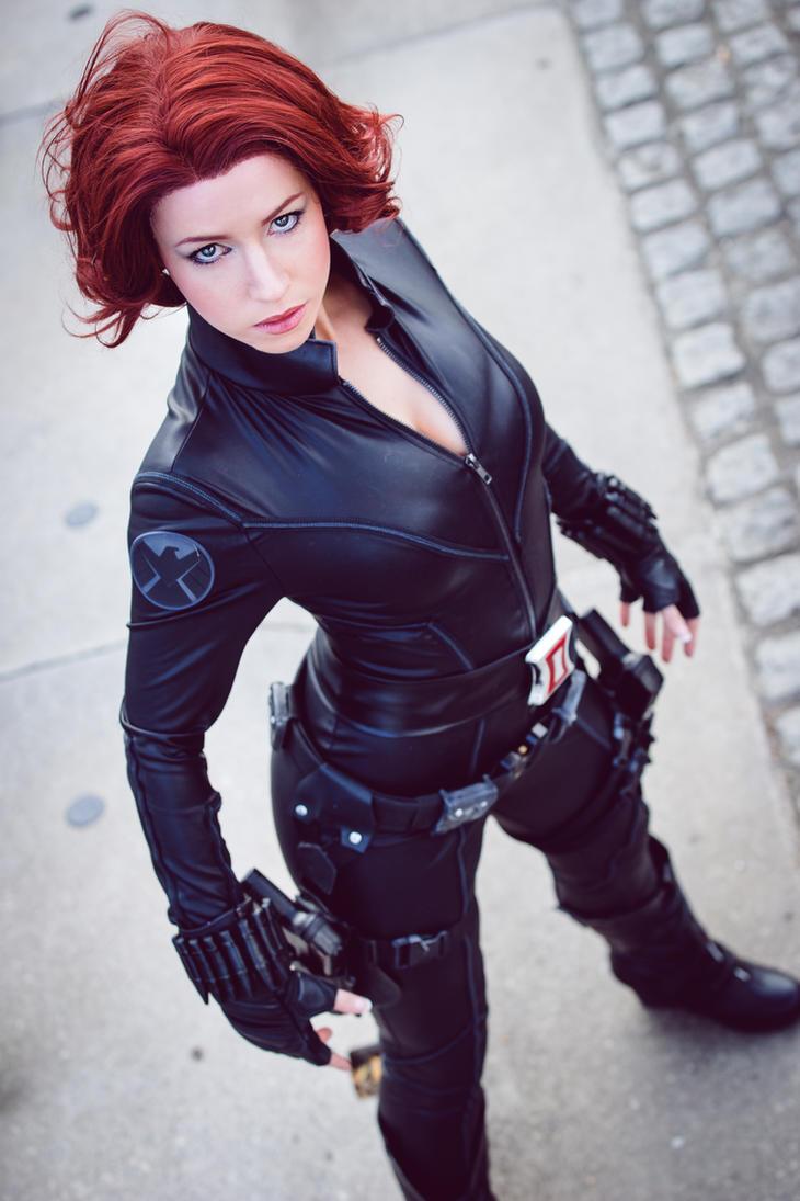 Black Widow - Natalia Romanova / Natasha Romanoff by ShashinKaihi
