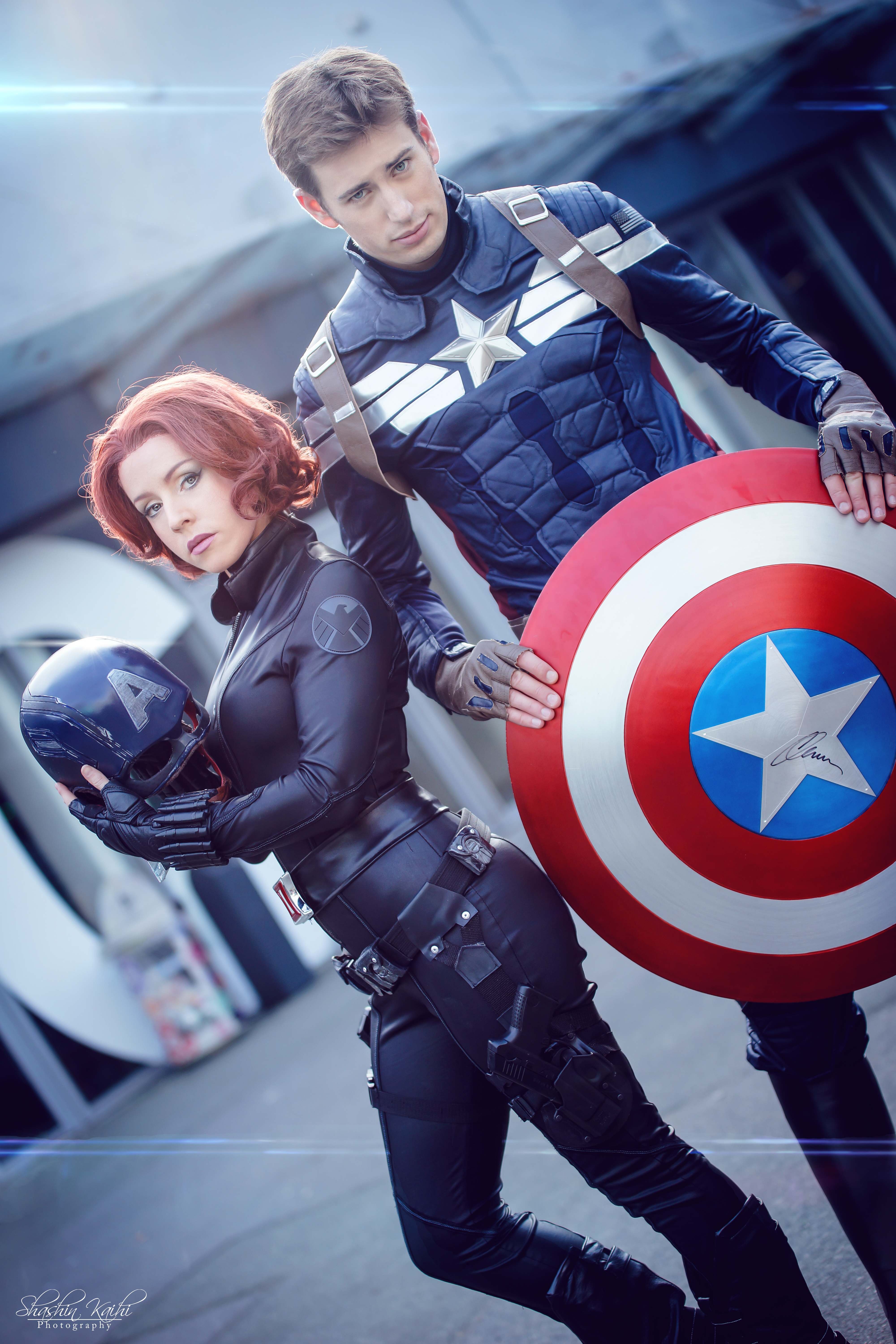 the avengers captain america and black widow relationship