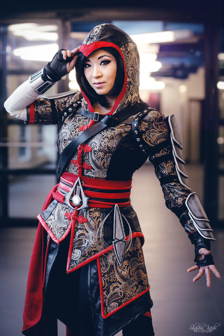Yaya Han - Shao Jun - Assassin's Creed Chronicles by ShashinKaihi