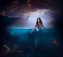 Mermaid by shilkplus