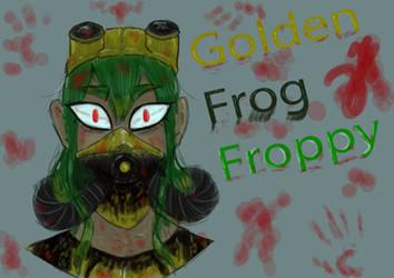 Villain Froppy(Tsuyu Poison frog) by ryukoske