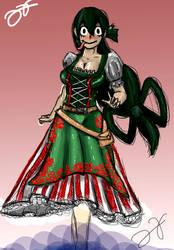 fantasy Tsuyu by ryukoske