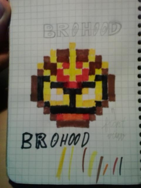 Evil Factory-Helmet Brohood (Otto Bros) by ZILONIS2000-ti