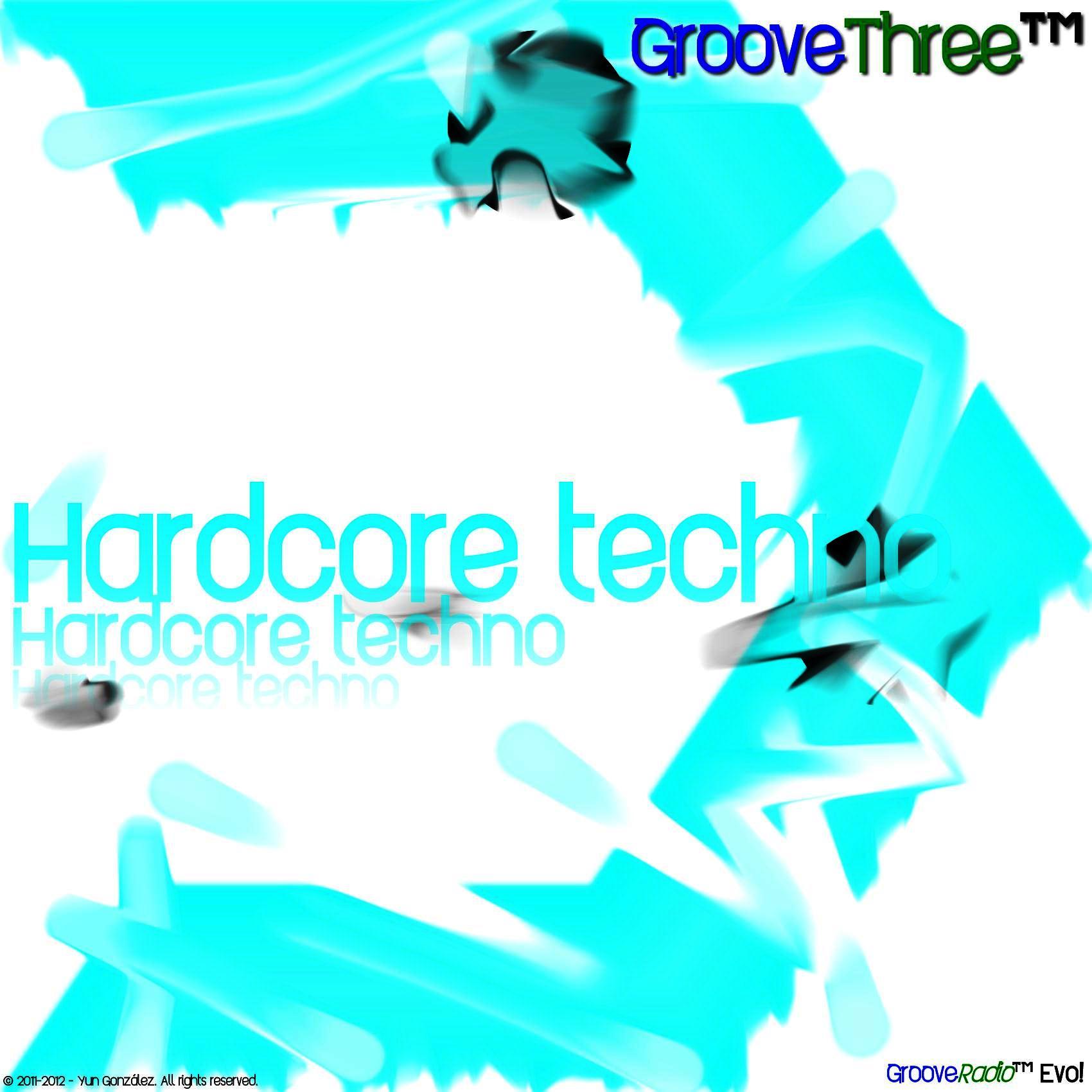 hardcore techno techno