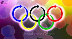 Dragolympic Games Logo