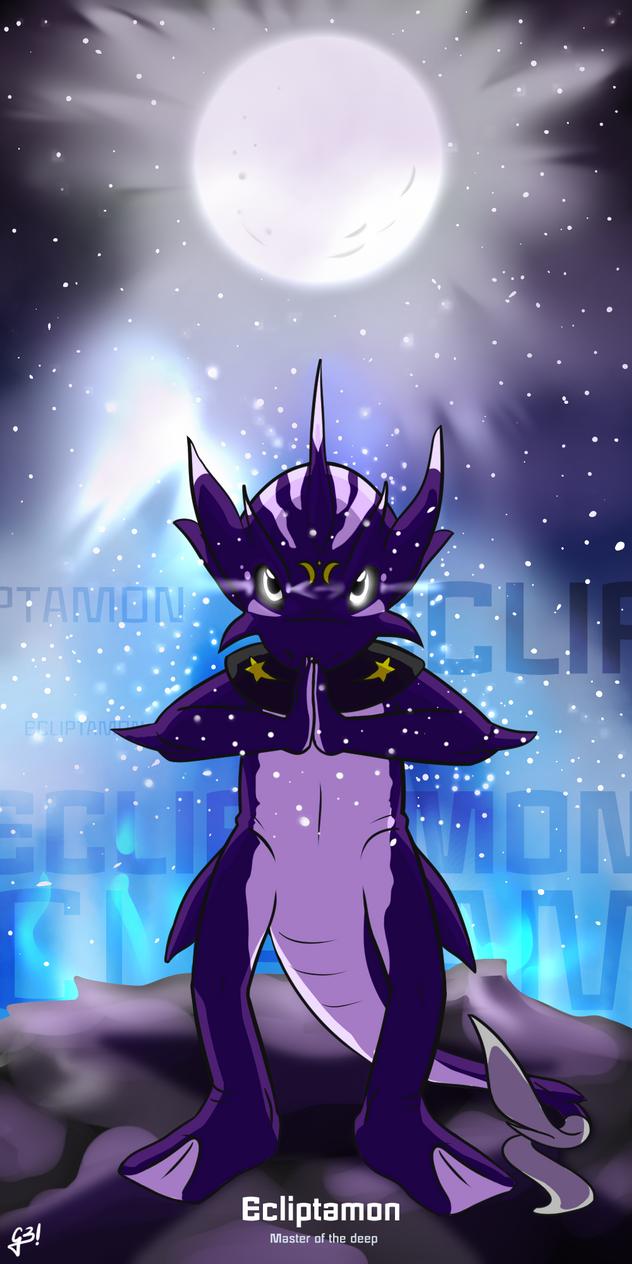 Ecliptamon | Digimon G2 Character Introduction by G3Drakoheart-Arts