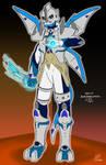 AuroDramon V3.0   Digimon G2 charflat