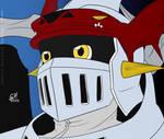 White justice   Digimon flashie fanart