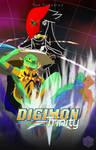 Digimon Trinity Book Cover   Drakoreader