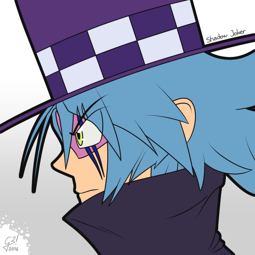 Shadow Joker (prize For Neofactory02)