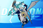 As cold as ice (flatcolor) | Digimon G2 ~official~