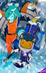 Cosmic and aquatic | Hex G3!
